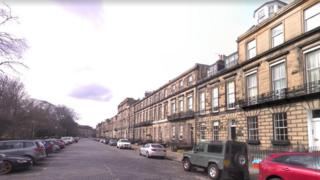 Heriot Row, Edinburgh