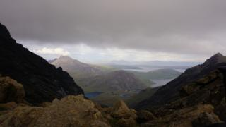 Skye ridge