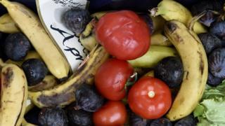 Fruta fea.