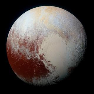 Methane ice dunes found on Pluto by Nasa spacecraft