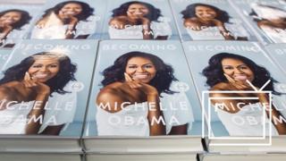 Книга Мишель Обамы