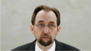 Ethiopie, ONU, Zeid Ra'ad Al Hussein