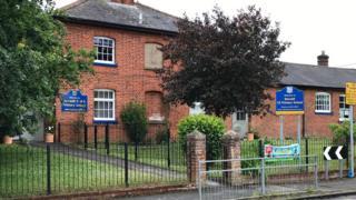 Roxwell Church of England School in Chelmsford.
