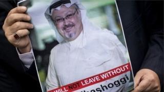 Фото саудівського журналіста Джамаля Хашоггі