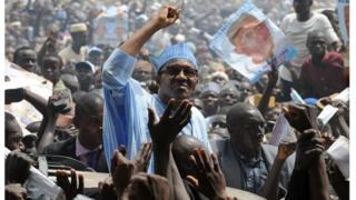 Shugaban Nijeriya Muhammadu Buhari