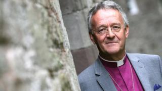 John Davies, Archesgob Cymru