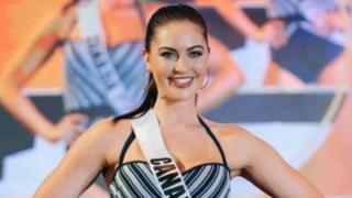 Miss Universe Canada Siera Bearchell