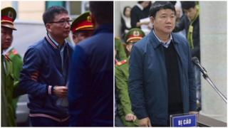 Những bị cáo chủ chốt trong vụ án Cố ý làm trái và Tham ô tài sản tại PVN và PVC nói lời cuối cùng trước khi nghị án.