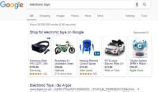 Tech Google Shopping