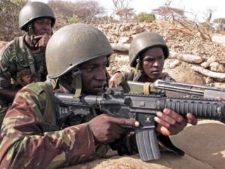 Ciidammada Kenya ayaa ku sugnaa Soomaaliya tan iyo sanaddii 2011-ka
