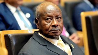 Perezida Museveni w'imyaka 74 y'amavuko, mbere ntiyari yemerewe kwiyamamaza amaze kurenza imyaka 75 y'amavuko