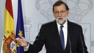 स्पेन, प्रधानमन्त्री राखोय, क्याटलोनिया, स्वतन्त्रता
