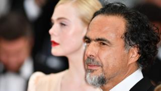 news  latest news  bbc news  world news  Alejandro González Iñárritu and Elle Fanning come for the screening of the film The Monotonous Model now not Die and the Opening Ceremony at the 72nd annual Cannes Film Pageant in Cannes, 14 Also can 2019