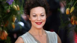 Helen McCrory at A Little Chaos film premiere
