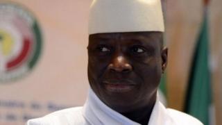 Jakadun Gambia sun bukaci Jammeh ya sauka