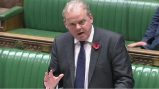 Guto Bebb in the House of Commons