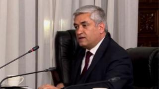فرید حمیدی دادستان کل افغانستان