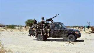 Sojin Najeriya masu yaki da kungiyar Boko Haram