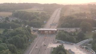 Romsey Road Bridge