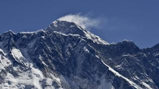 File image of Mount Everest