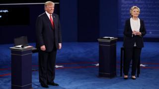 usa, débat présidentiel, donald trump, hillary clinton