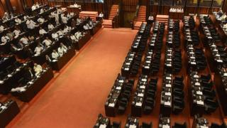 Sri Lanka political crisis