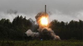 Nga phủ nhận việc chế tạo tên lửa vi phạm hiệp ước