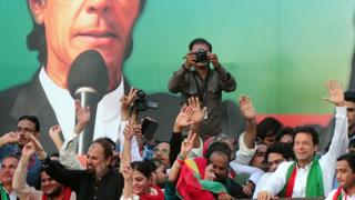 پاکستان، عمران خان