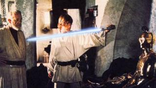 Fotograma de Star Wars Episode IV