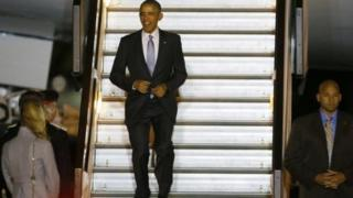 Perezida Obama arifuza ko Ubwongereza butava muri EU