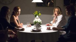 Mistresses' Slovakian cast