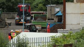 Hawkeswood Recycling, Aston, Birmingham