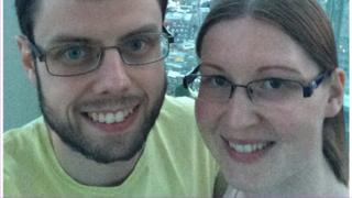 Stuart and his fiancée, Emma Boyd, had to pay twice for their hotel following the collapse of the holiday company