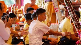 Anak-anak Thailand