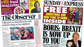 The Papers 8 December 2019