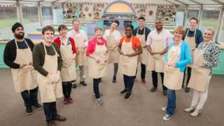 Bake Off contestants