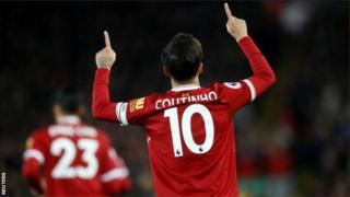 فيليبي كوتينيو انتقل من إنتر ميلان إلى ليفربول عام