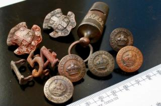 The artefacts