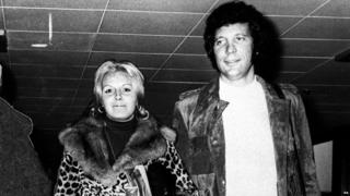 Linda and Tom Jones