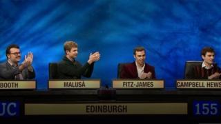 The University of Edinburgh team