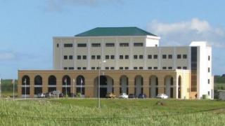 Campws Prifysgol Aberystwyth ym Mauritius