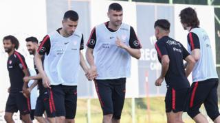 Turkey team training, 5 Jun 19