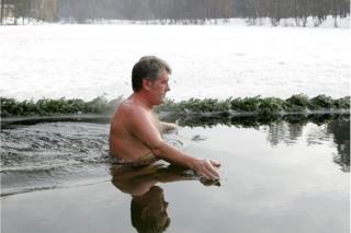 Ющенко в ополонці