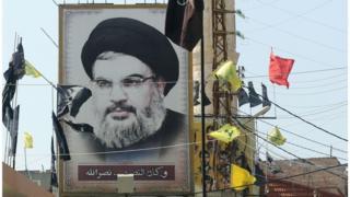 زعيم حزب الله اللبناني اتهم السعودية بإرغام سعد الحريري على تقديم استقالته