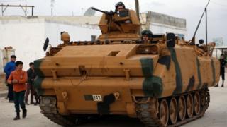 Afrin - TSK