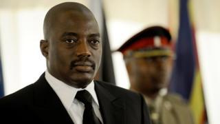 Le président Kabila, ici en 2012 lors d'un sommet de la SADC, a ordonné une purge anti-corruption dans son pays.