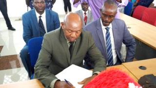 Agathon Rwasa arongoye Amizero y'Abarundi na Tatien Sibona wo mu mugambwe UPRONA