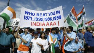भारताने पाकिस्तानला आजवर सर्वच वनडे वर्ल्डकप सामन्यामध्ये पराभूत केलं आहे.