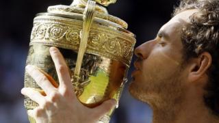 Andy Murray bubaye ubwa kabiri atsinda ihiganwa rya Wimbledon