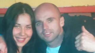 Willie Maughan and Anastasija Varslavane